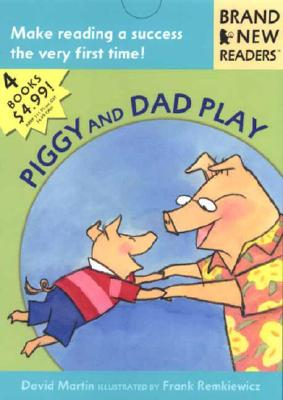 Piggy and Dad Play By Martin, David